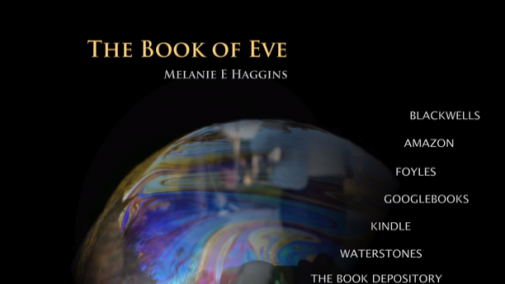 Voice over for poetry book: The Book of Eve by Melanie E Haggins: Ayesha Casely-Hayford: Lovely.