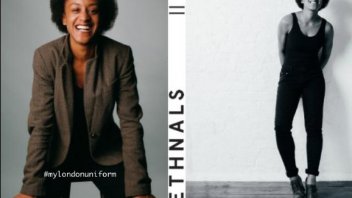 Bethnals Jeans: Ayesha Casely-Hayford