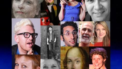 2014 Face to Face Festival of Solo Theatre