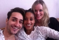Ayesha Casely-Hayford, Andre Goncalves, Holly McFarlane