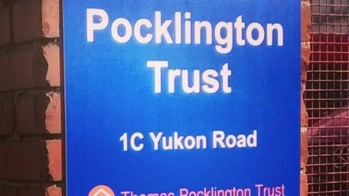 Ayesha Casely-hayford Thomas Pocklington Trust