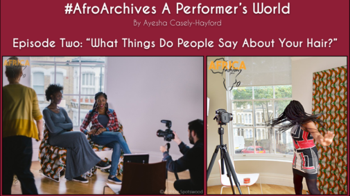 fro Archives A Performer's World