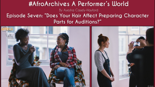 Afro Archives A Performer's World