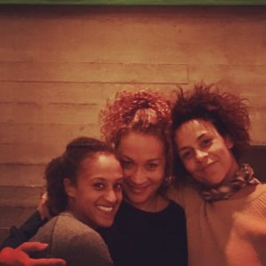 Ayesha Casely-Hayford, Martina Laird and Sian Ejiwumniole Le Berre | My Fro & Me