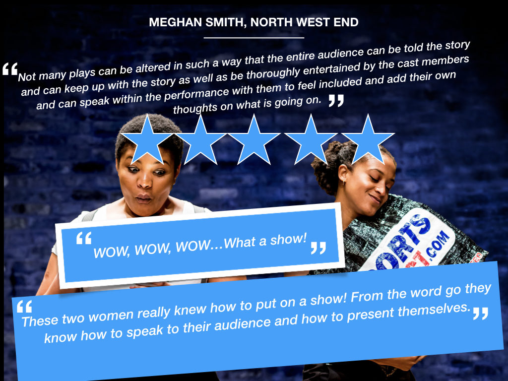 A review by Meghan Smith for North West End of The Importance Of Being Earnest